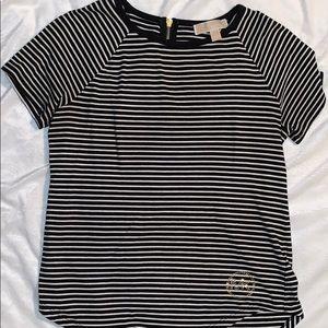 Michael Kors Size Small Striped Shirt